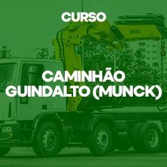 Treinamento de Caminhão Guindauto (Munck)